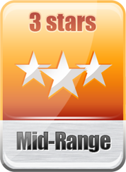 3 Stars Rating Smartphones