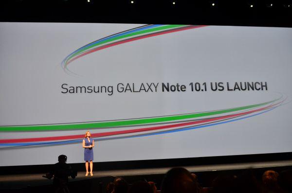 Samsung US Launch