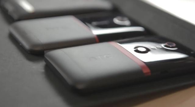 HTC Evo 3D Prototype