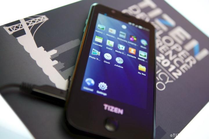 Tizen I9500