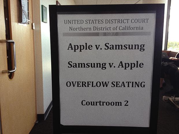 Apple Samsung Court