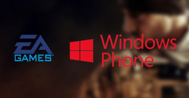EA Windows phone 8