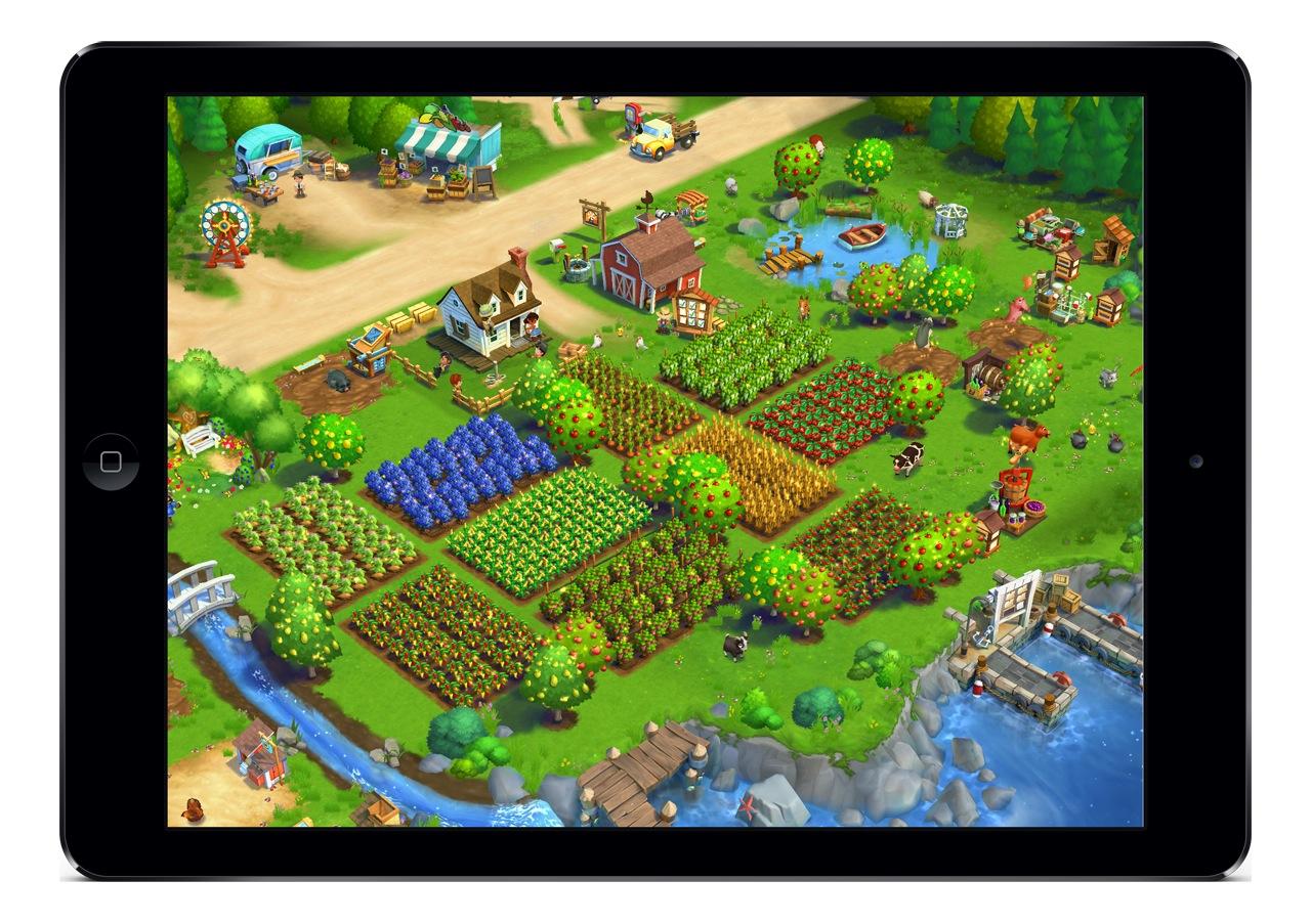 Farmvill 2 iOS