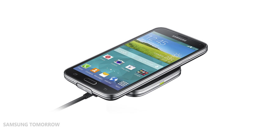 galaxy s6 wireless charging