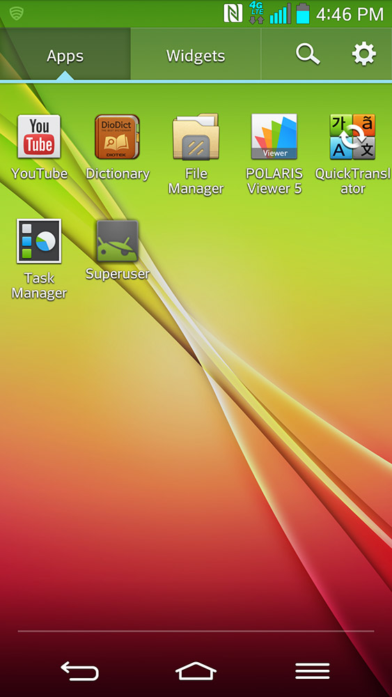 LG G2 Rooted!