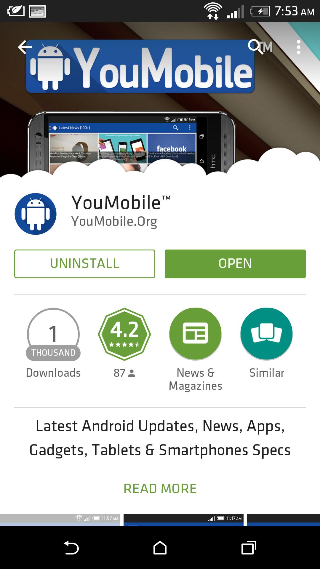 youmobile play 5