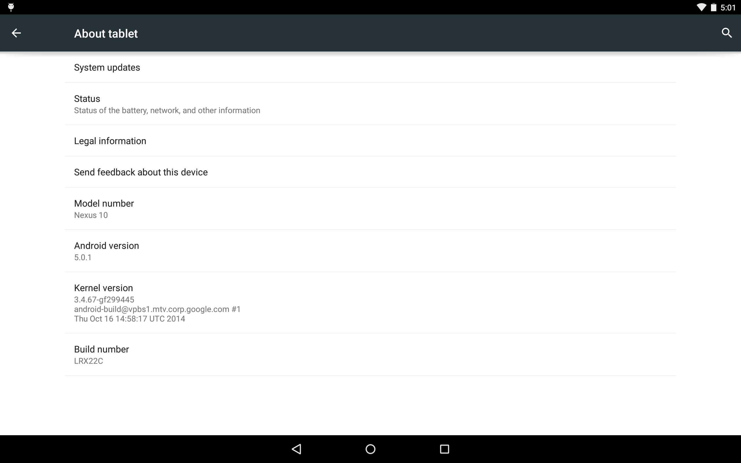 android 5.0.1 ota