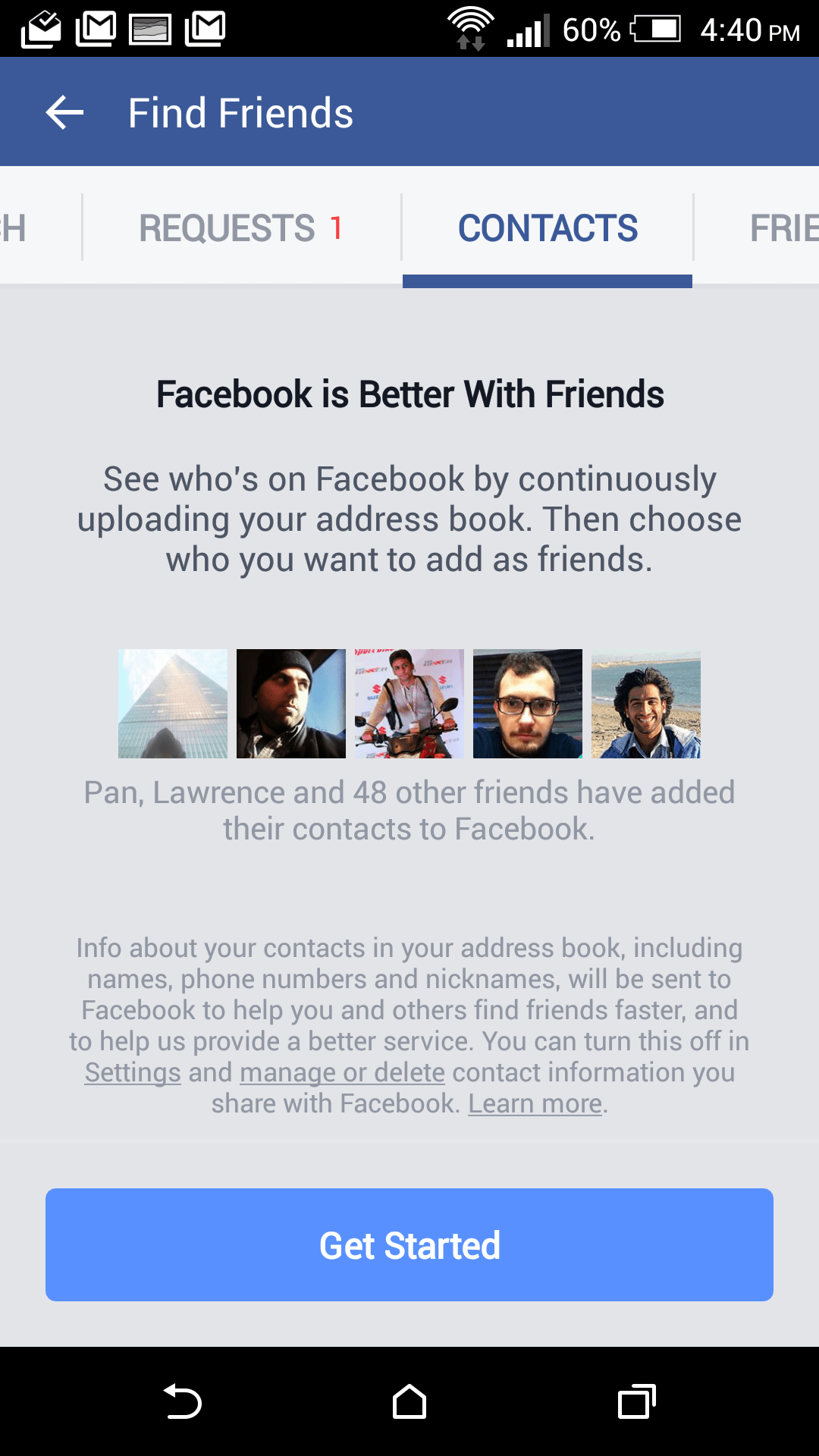 facebook v40