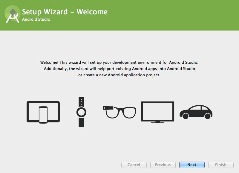 android studio 1.5
