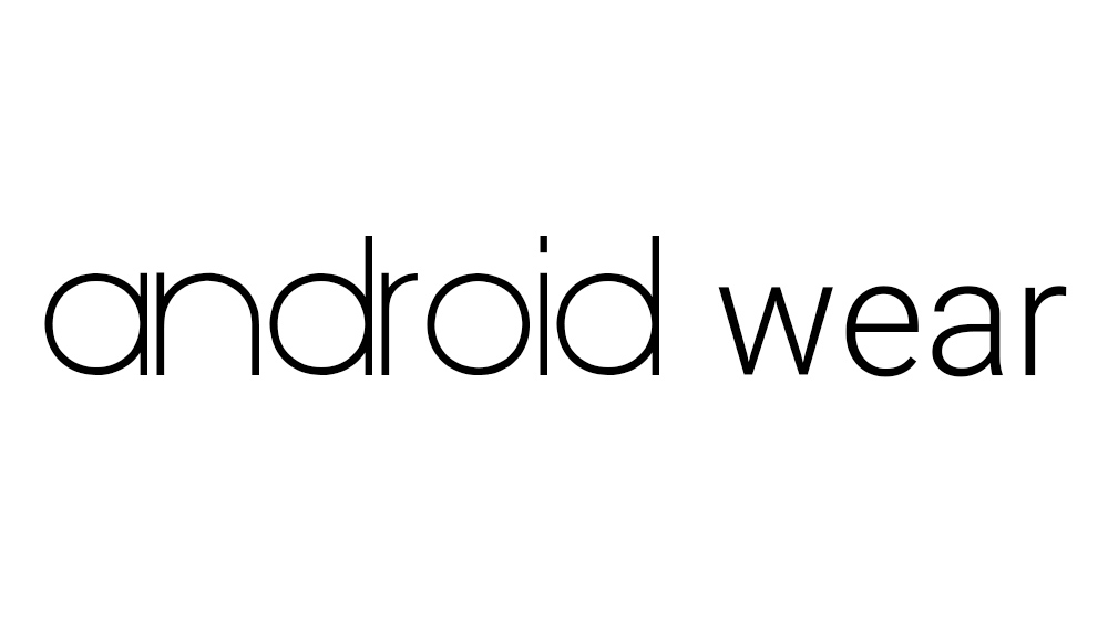 Android Wear 2015 logo