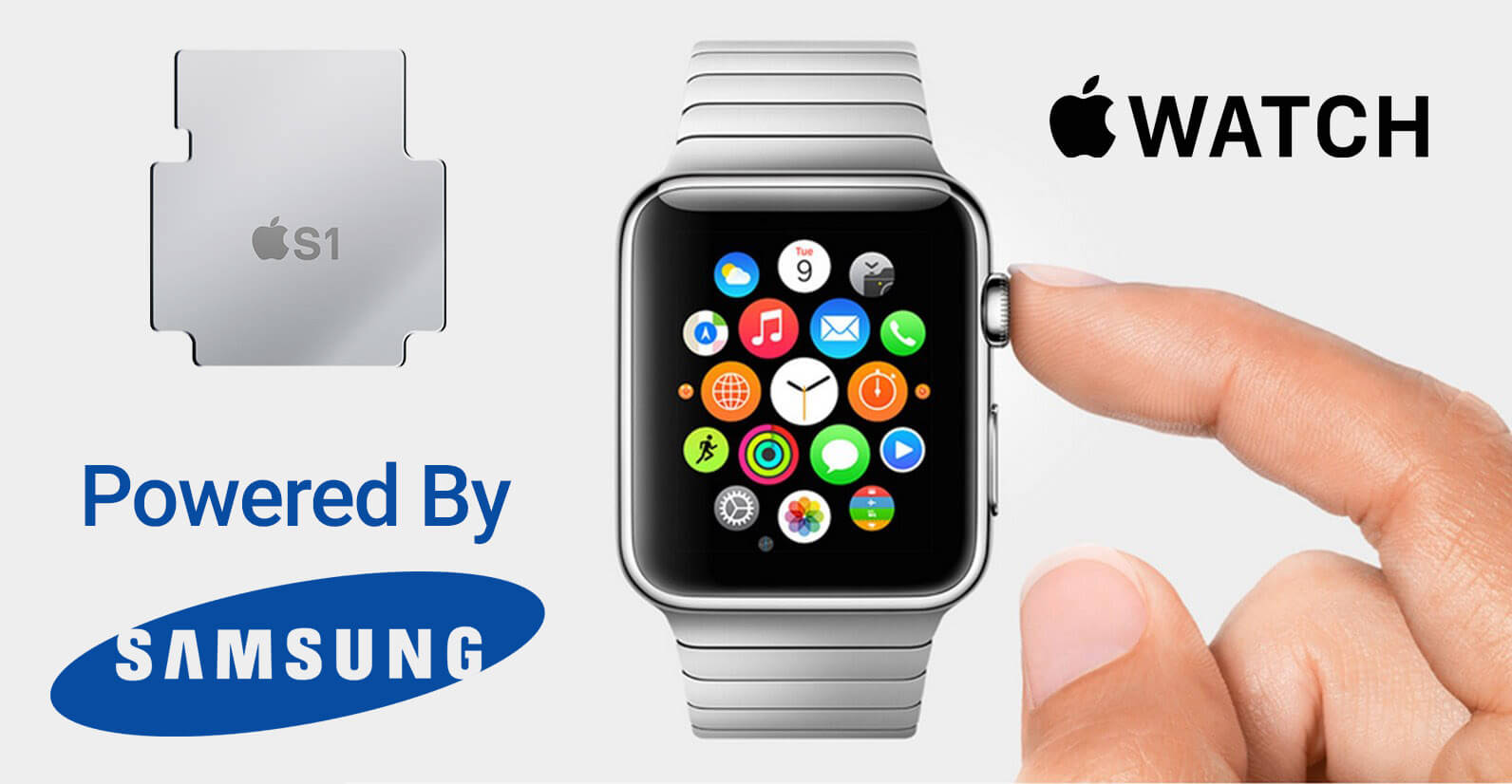 apple watch samsung s1