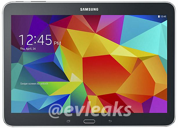 Galaxy Tab 4 10.1 black