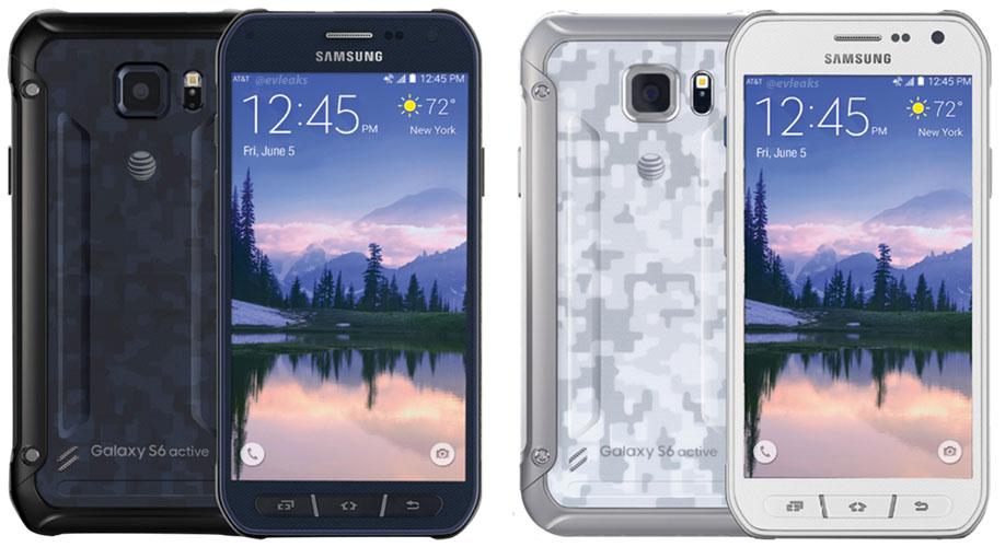 Galaxy A6 Active