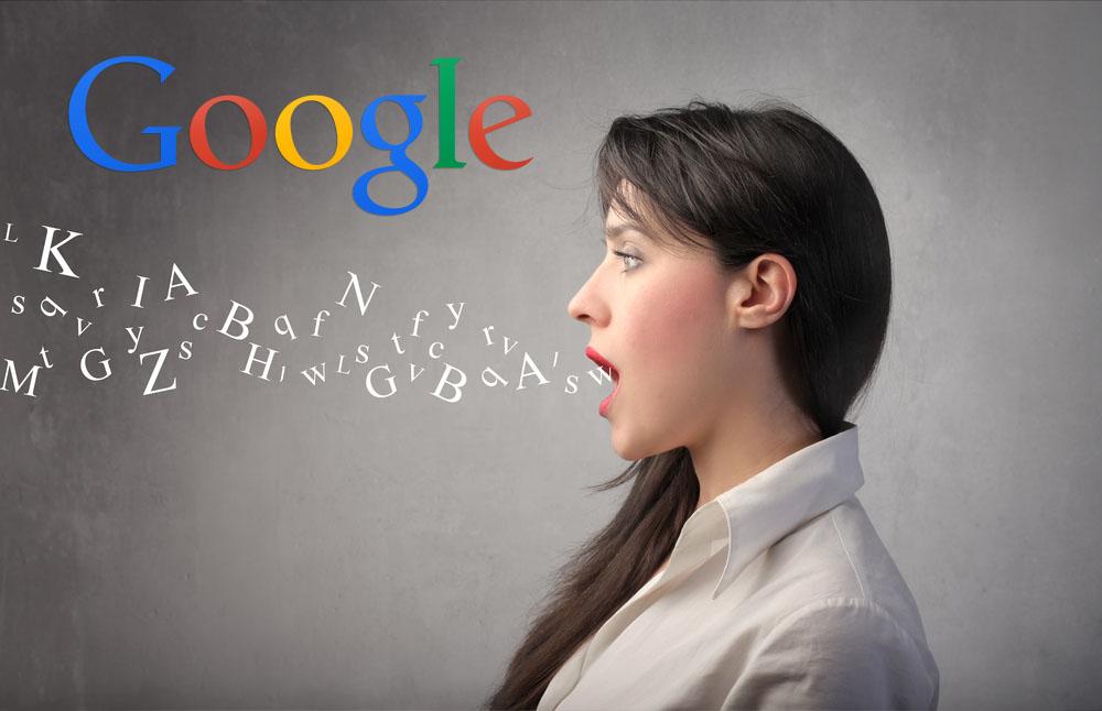 Google voice translator