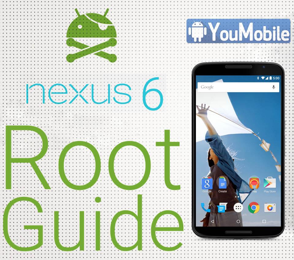 Nexus 6 Root