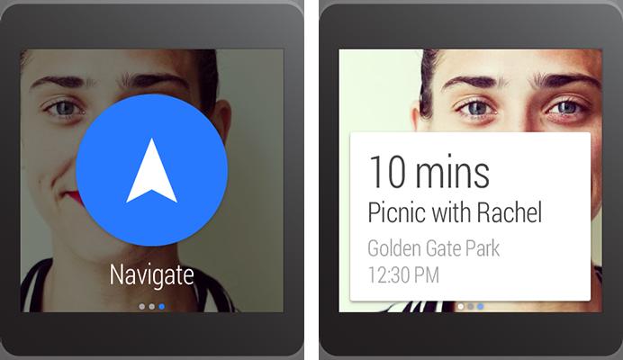 Google Smart watch wear