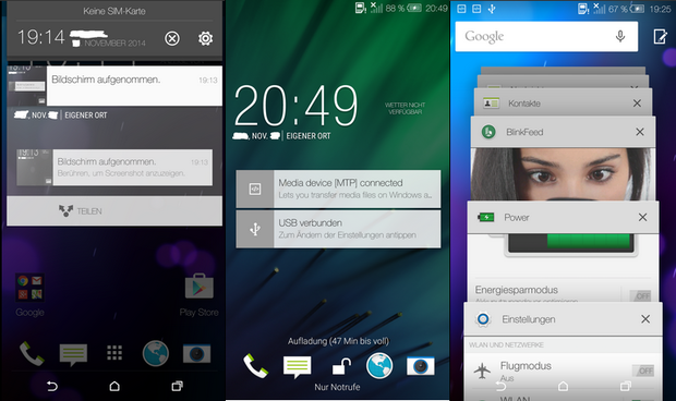 HTC M8 Lollipop