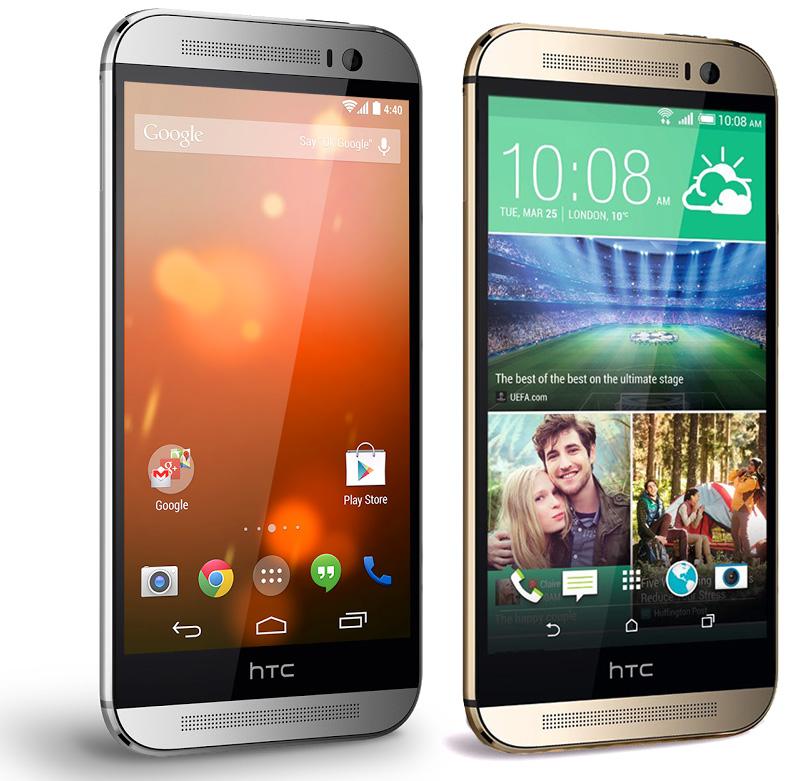 HTC One M8 - HTC One M8 GPe