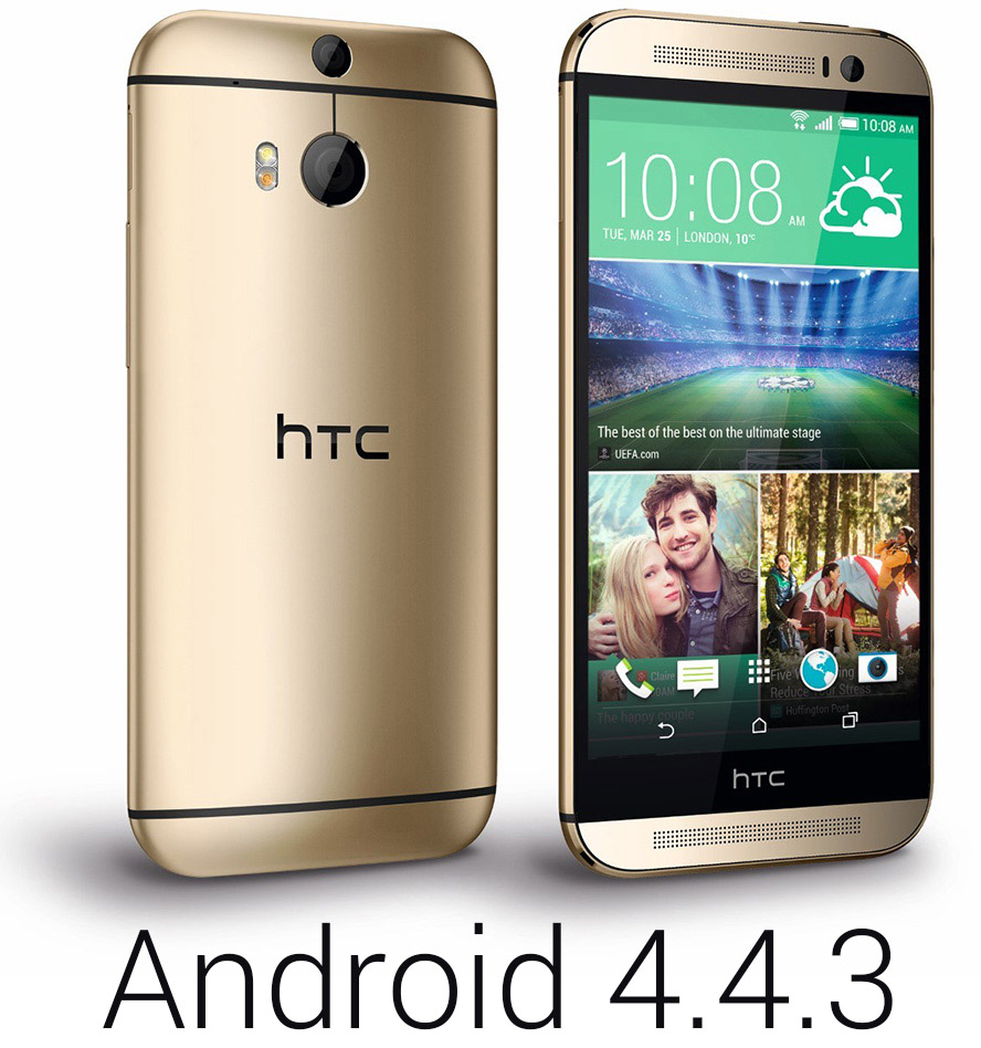 HTC Android 4.4.3