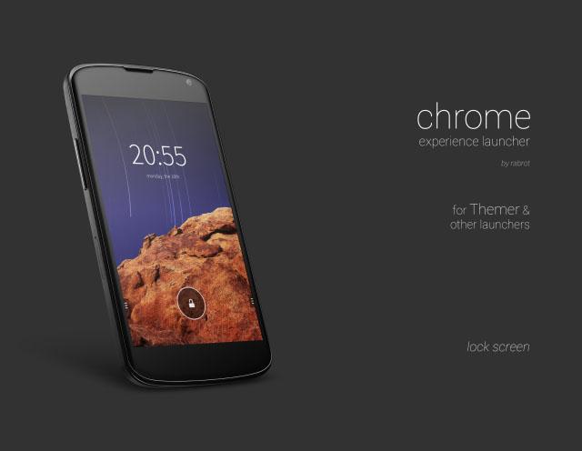 Chrome Exp Launcher