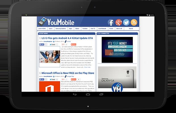 Screenshot YouMobile