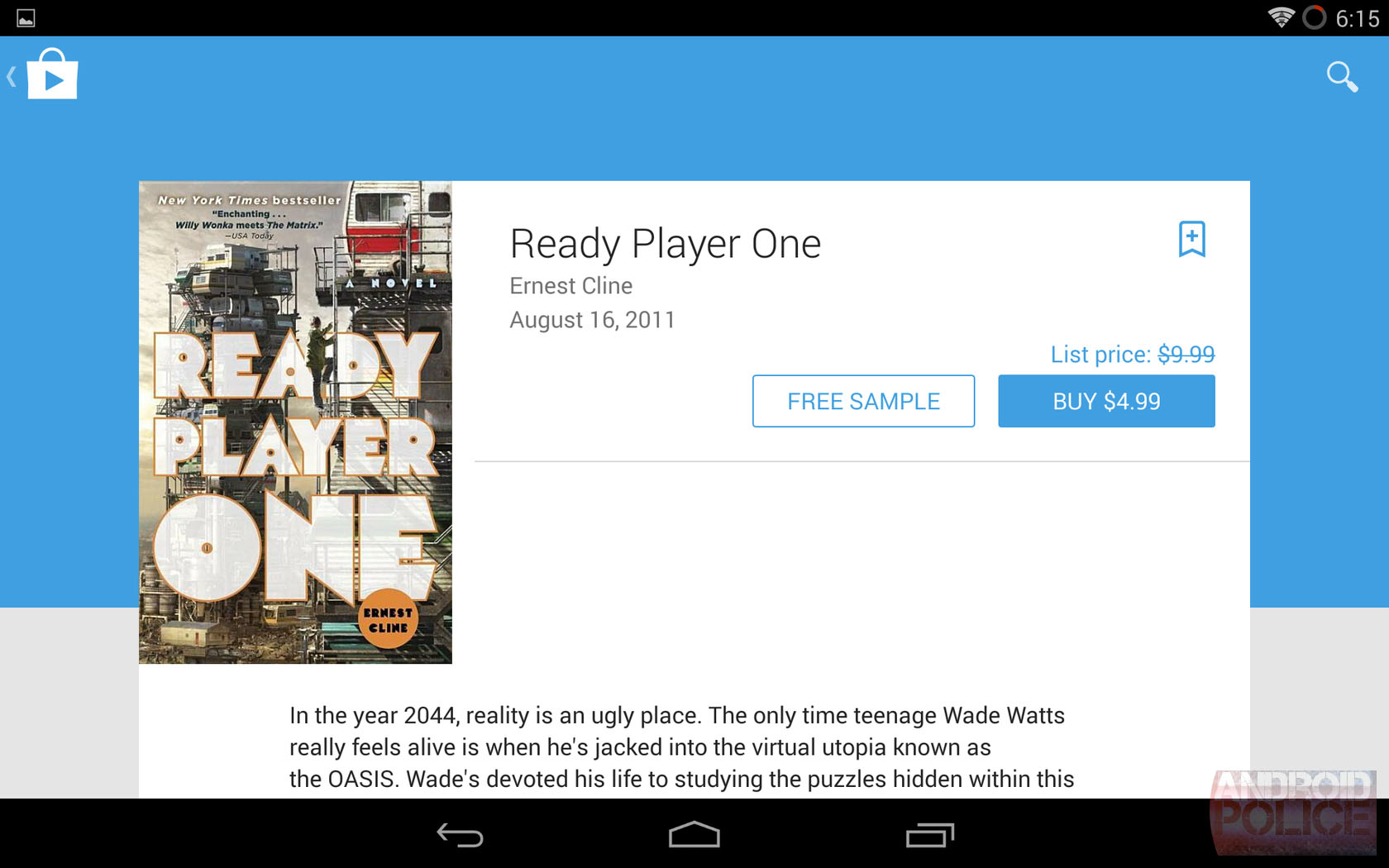 play store material