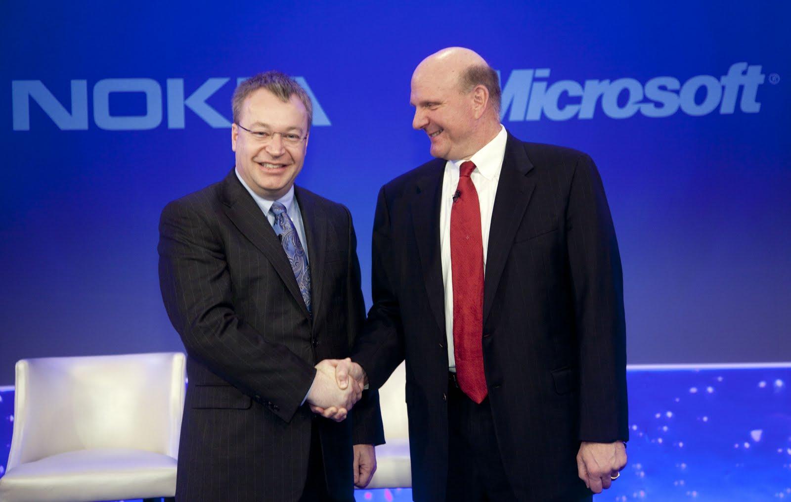 Microsoft Nokia Deal