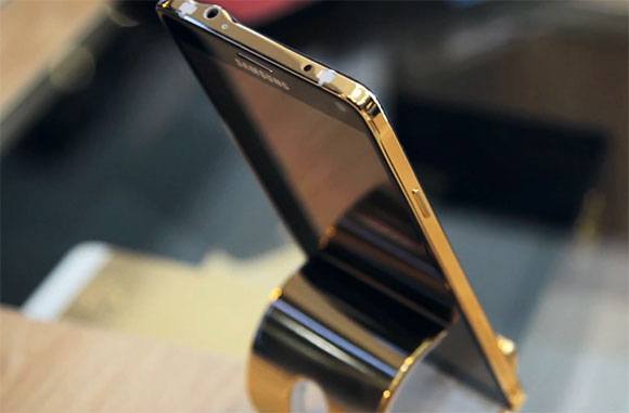 Gold Note 4