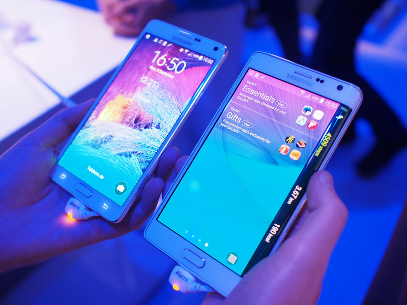 Note 4 Note edge