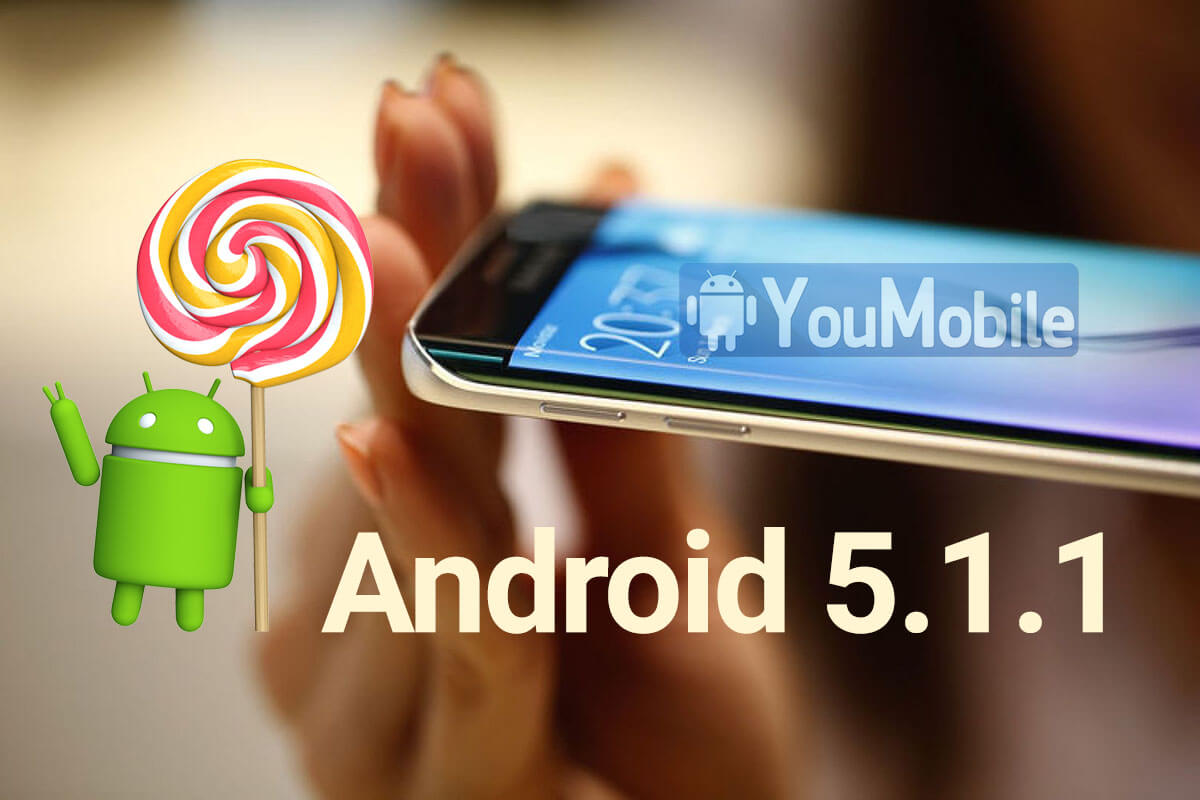 Galaxy S6 DUOS Android 5.1.1 lollipop