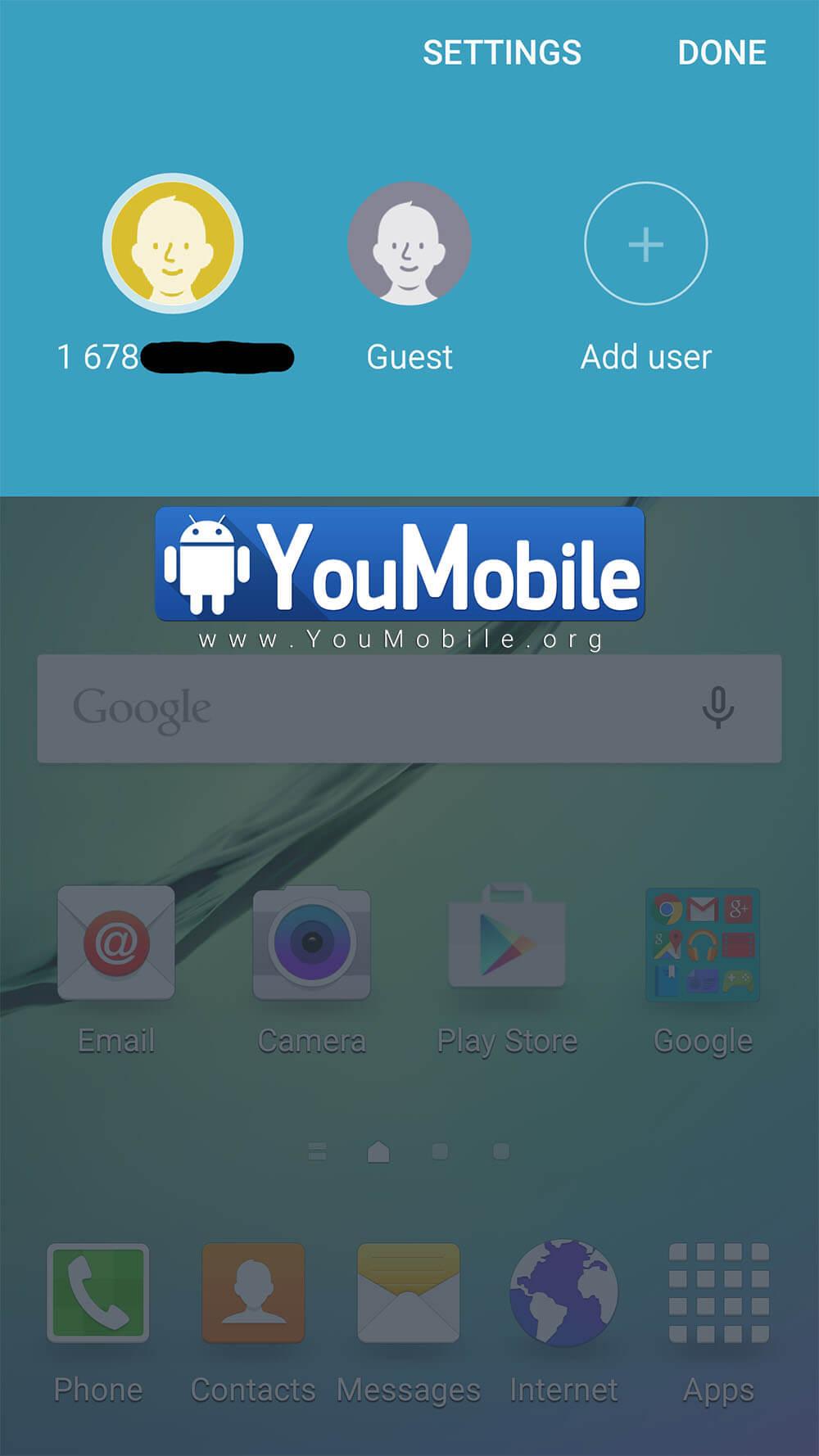 guest mode