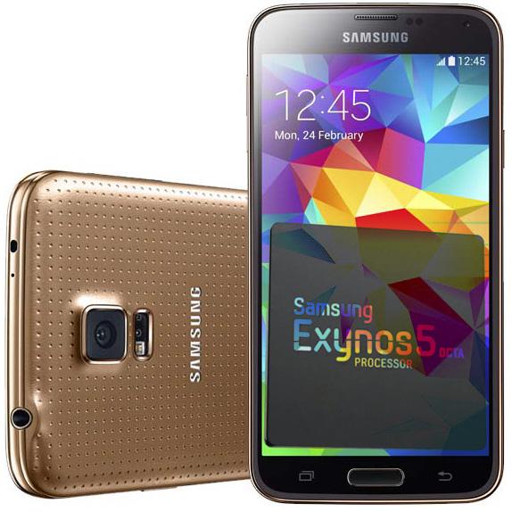 Galaxy S5 Octa Core