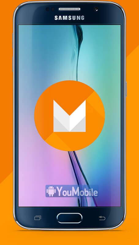 Samsung Android M Updates