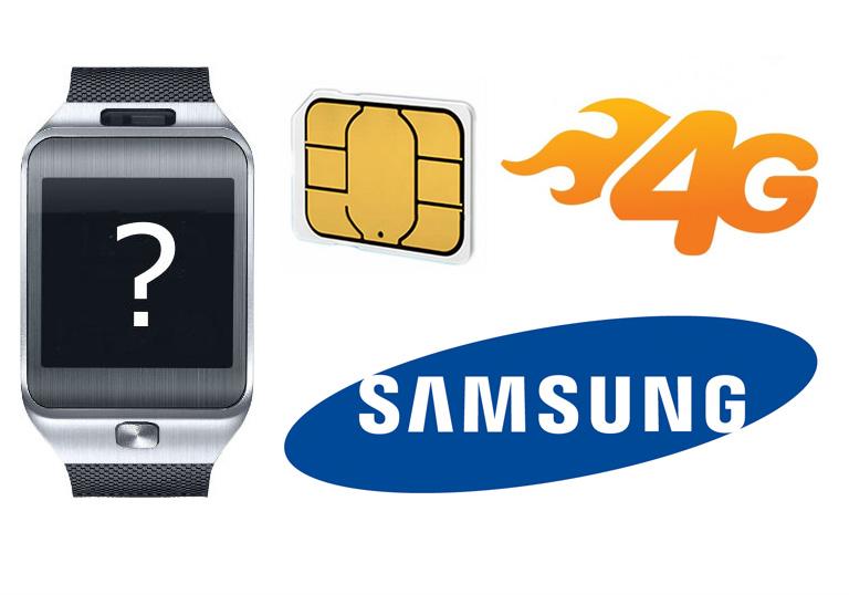 Samsung Smartwatch SIM card