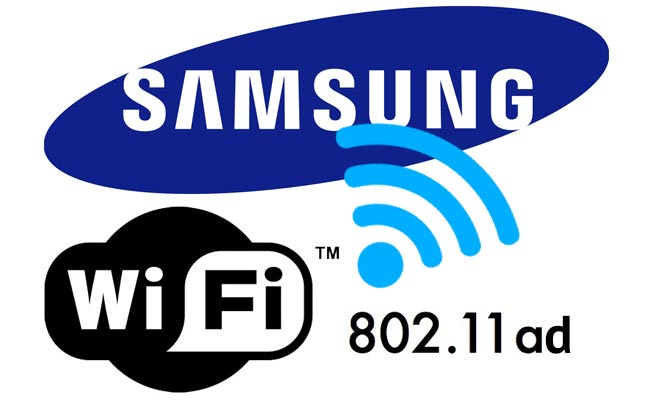 Samsung 802.11ad