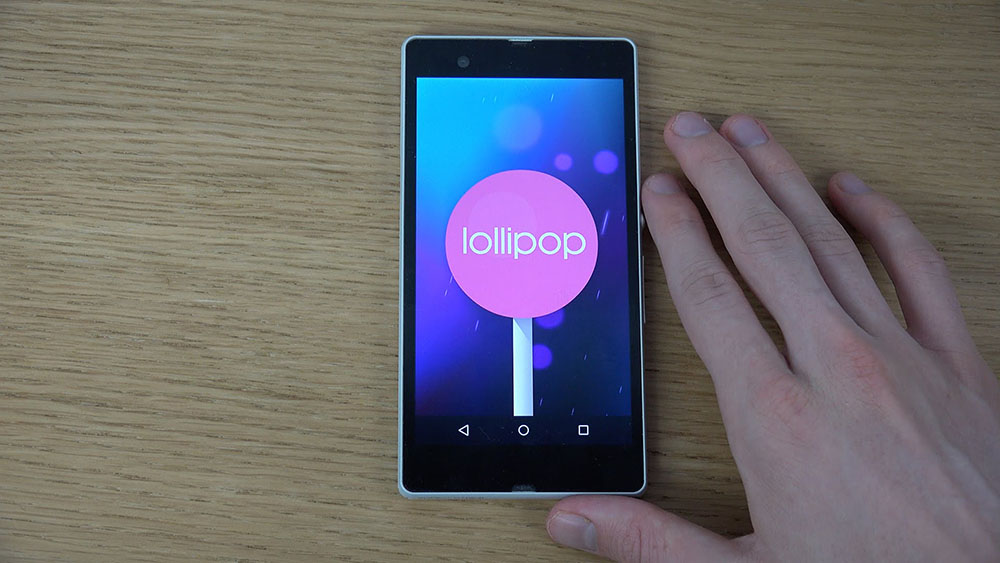 z lollipop