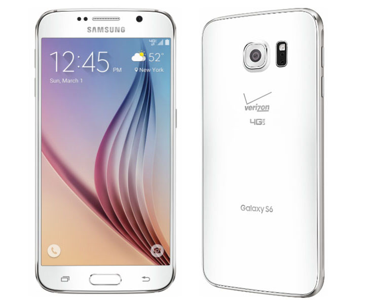 Verizon Galaxy S6