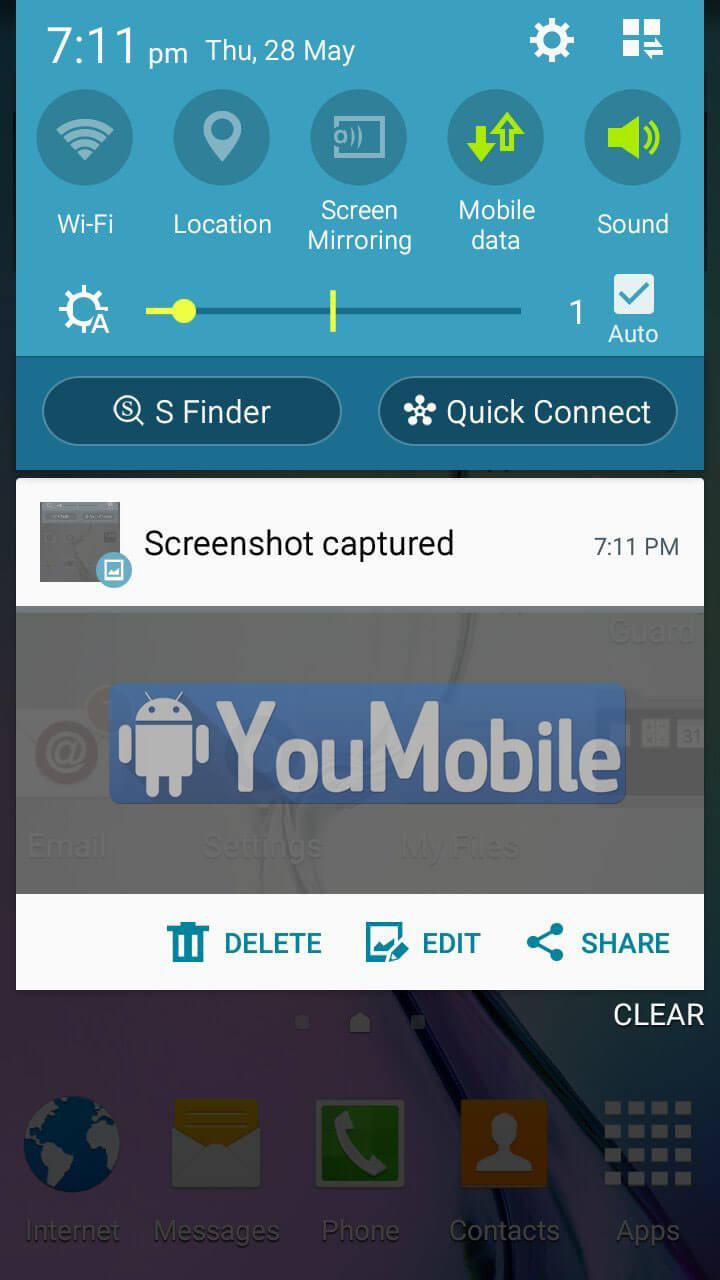 Galaxy S6 5.1.1 Lollipop