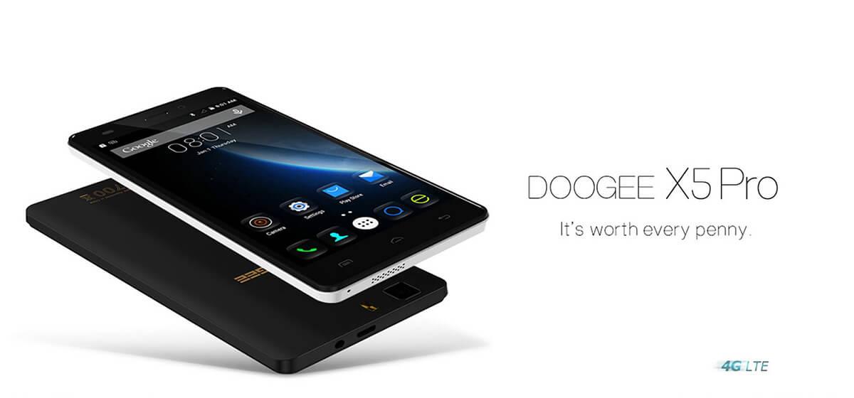 DOOGEE X5