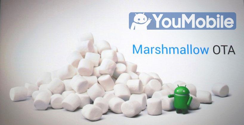 Marshmallow OTA