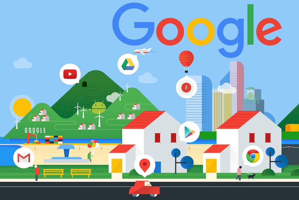 Google New Logo 2016