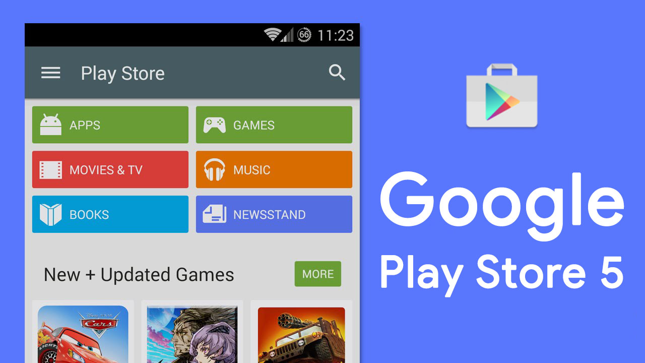 Google Play Store 6