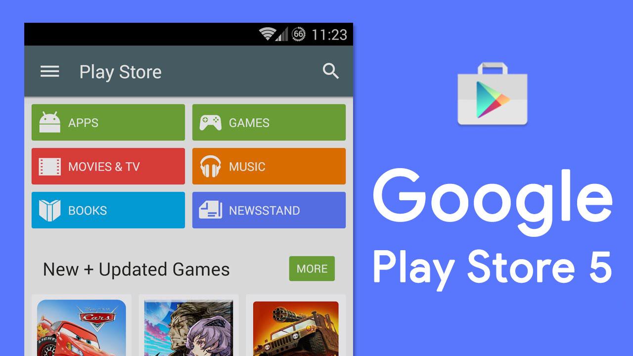 google play store update latest version