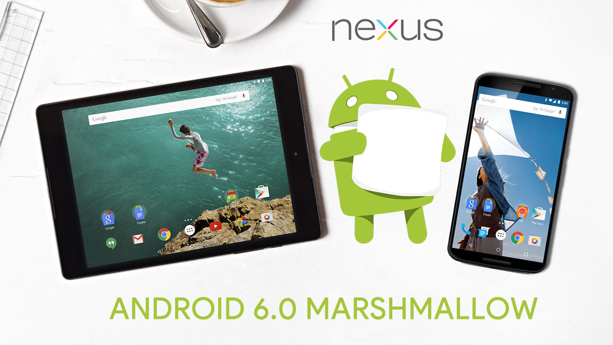 Nexus Marshmallow update