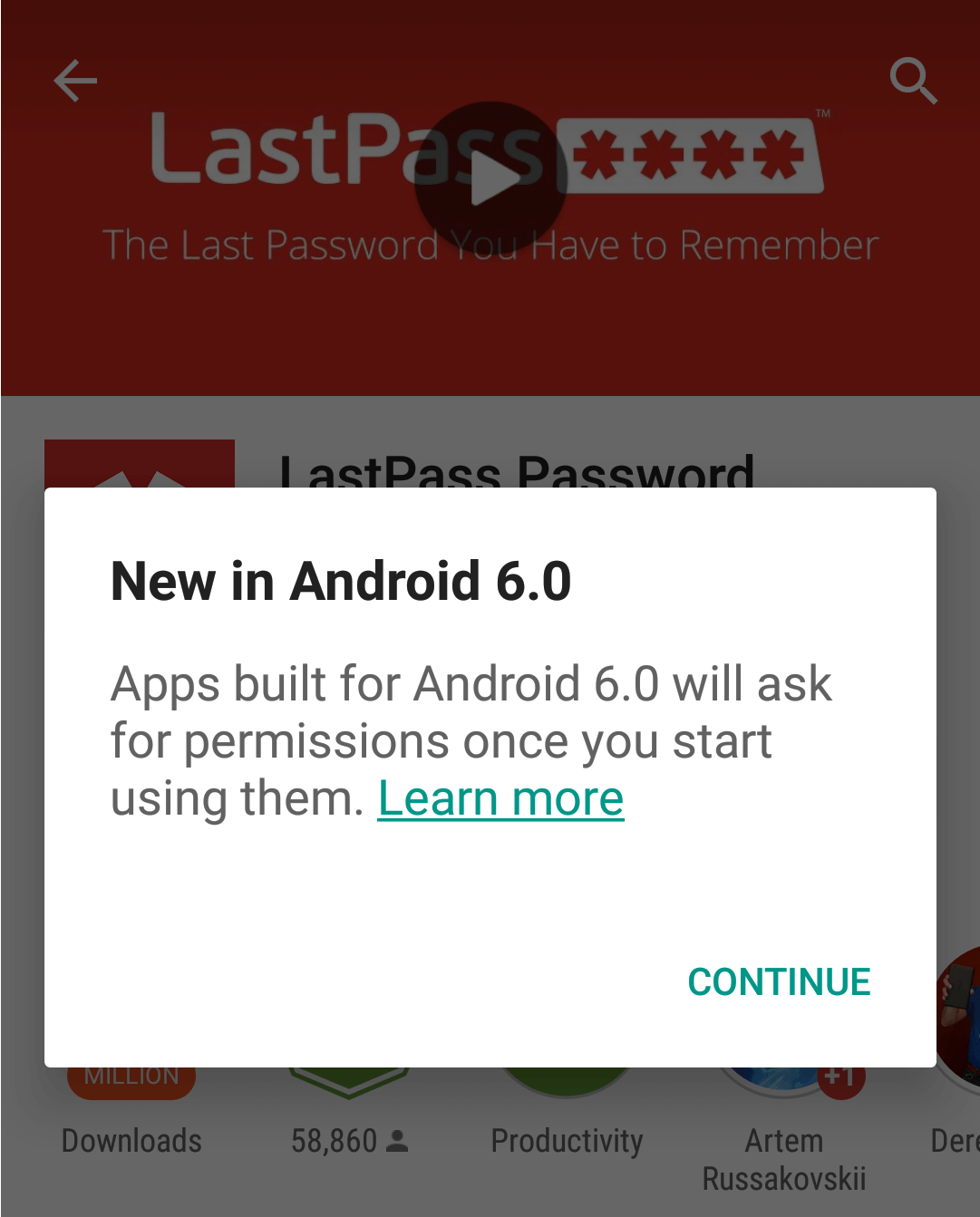 Play store 6